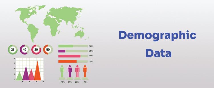 Demographic Data | LogiChannel