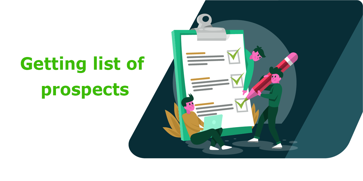 Getting The List of Prospects   LogiChannel