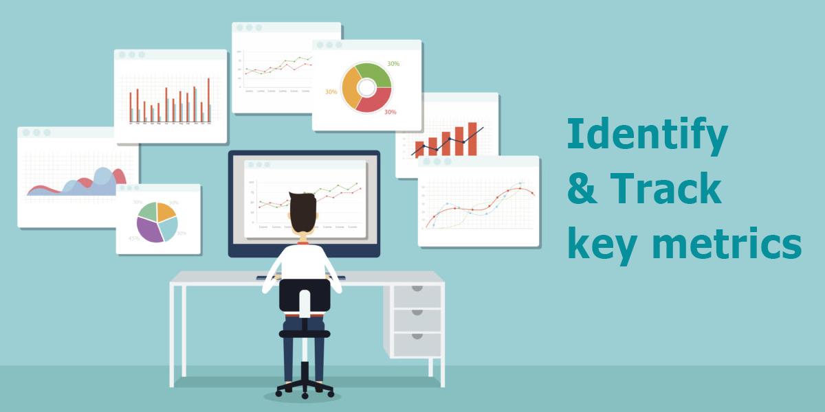 Identify and Track Key Metrics   LogiChannel